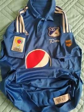 Camisetas Fútbol