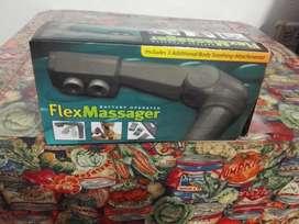 Vendo masajeador FlexMassager de batería para aliviar esos malestares del cuerpo