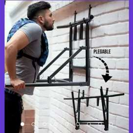 Barra de pared para hacer ejercicio