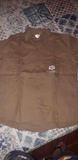 Vendo camisa de grafa