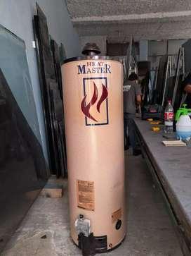 Calentador de agua a gas (Heat master)