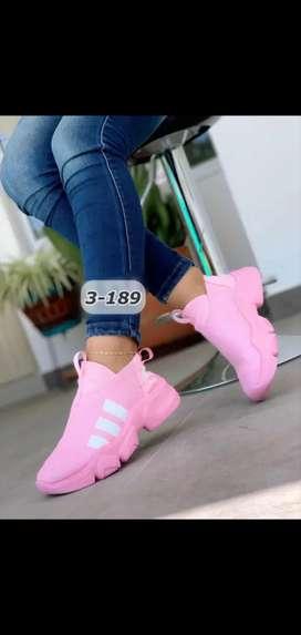 Adidas talla 35 para dama nuevo