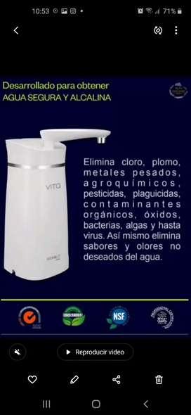Purificador Vita- Agua Alcalina