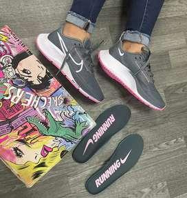 Nike running para dama