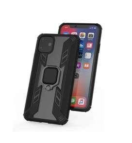 Estuche Protector Antichoque Armor Soldier iPhone 11 6,1