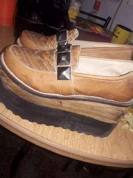 Vendo zapatos de salir