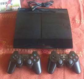 PLAYSTATION 3 CON 2 CONTROLES
