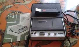 Grabadora a Cassette