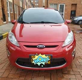 Salvamento Ford Fiesta
