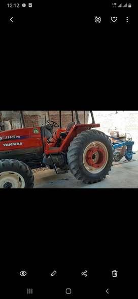 Vendo tractor yanmar af 1110 ex