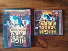 DVD CD High School Musical