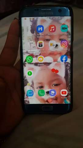 Vendo Samsung s7 edge en muy buen estado