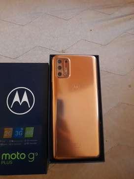 Vendo Motorola moto g9 plus en excelente estado