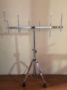 Soporte para accesorios de percusión