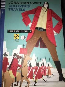 Libro Jonathan Swift gulliver's Travels
