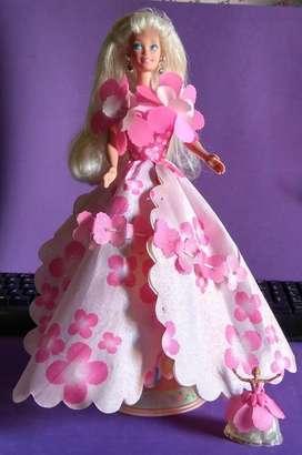 Muñeca Barbie - Primavera Magica - Original De Los 90