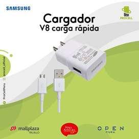 Cargador Samsung V8