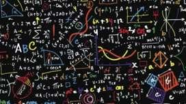 Clases y monitorias virtuales de matematica