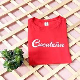 Camiseta Cucuteña