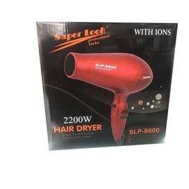 Secador Profesiona 2200 Watts Super Look 8600