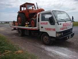 vendo camion con plancha hidraulica