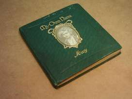 Libro Antiguo My Own Name, Mary
