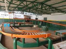 Venta de hacienda bananera en Ventanas Provincia de Los Rios $30.000 cada hectárea.