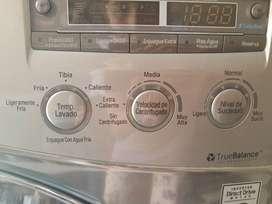 Ganga Lavadora y secadora LG