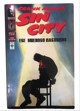 COMIC Sin City
