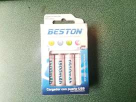 Cargador Beston AA