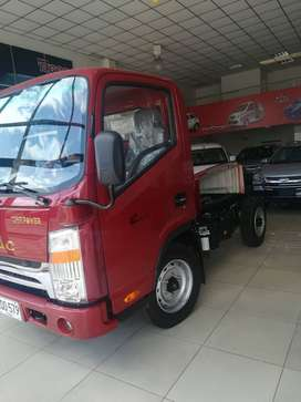 JAC JHR POWER 2021 CAMION