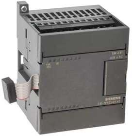 Modulos analogicos EM 231 siemens. Para S7-200
