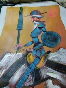 Cuadro quijote