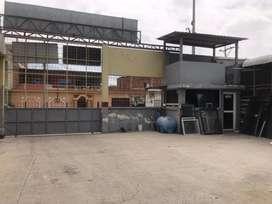 ALQUILER RENTA  Local / Bodega Comercial en Los Esteros, sector cerca al Terminal Terrestre de Manta