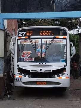 Se vende solo el bus