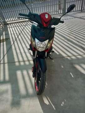 Moto 110 marca italika