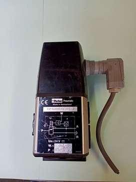 Transductor de presión a corriente parker