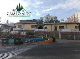 Terreno en Venta en Avenida Principal, cerca a Plaza de Armas de Arequipa - Primera Cuadra Avenida Arequipa