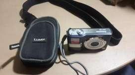 Camara Panasonic lumix Dmcls80 8.1mpx