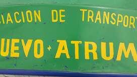 LINEA DE PARADERO DE MOTOTAXIS EN CASTILLA
