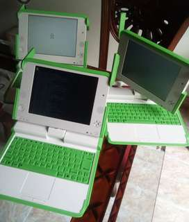 Pc Educativo Linux OLPC Xo 1.5 - DESBLOQUEADO envio gratis incluido.