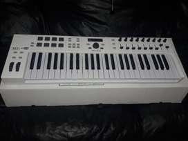 teclado midi arturia essential key lab 49