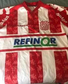Camiseta futbol San Martin de Tucuman. Talle L. Nueva!