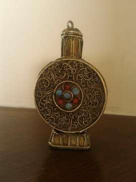 Perfumero Antiguo Filigrana Espectacular