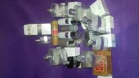 Frascos perfume vacíos cantidad 12