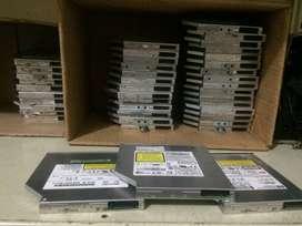 Unidad de Dvd interna para Portatiles