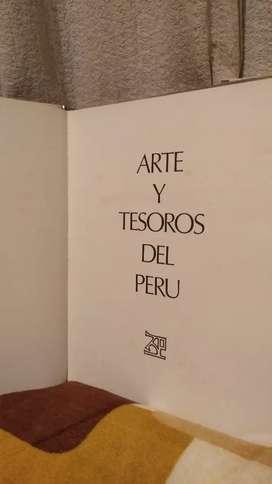 Arte y tesoros del peru