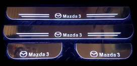 PISAPUERTAS LED MAZDA 3