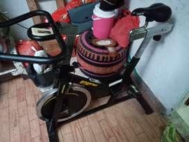 Vendo Bicicleta Estática - Spinning