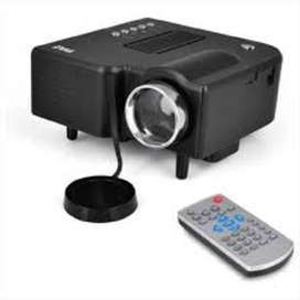Mini Proyector Led 48 Lumens Uc28b Video Beam Portátil Hd